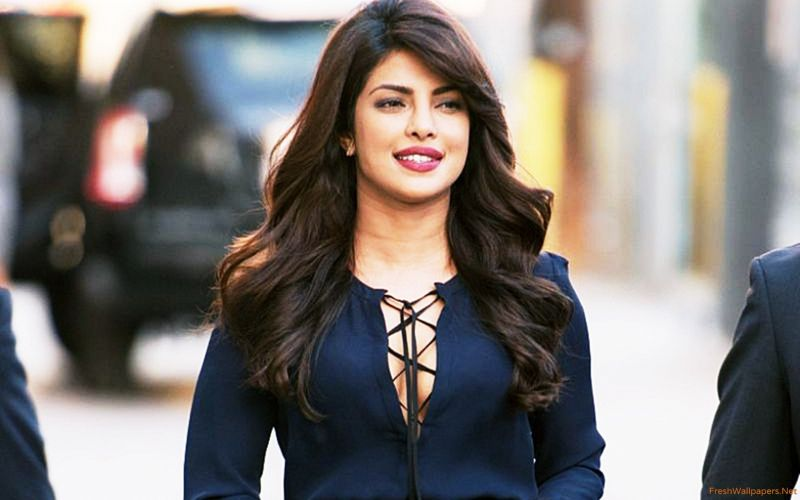 Priyanka Chopra :Not okay with just one country, want the world