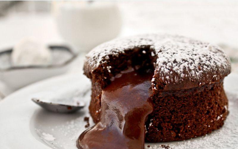 Get Cooking: Protein Powder Chocolate Molten Cake