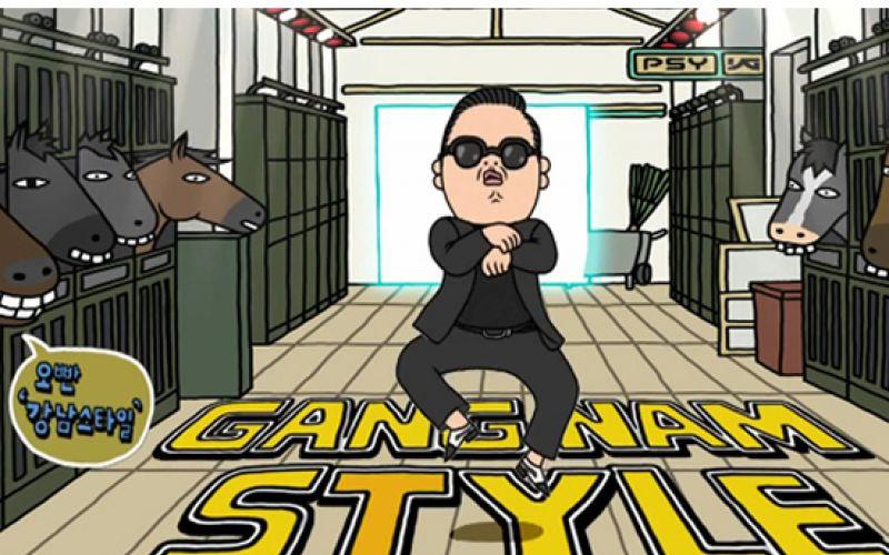 """Psy's """"Gangnam Style"""" 'breaks' YouTube"""