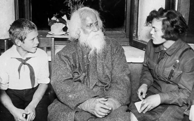 Rabindranath Tagore's Children's stories to be staged