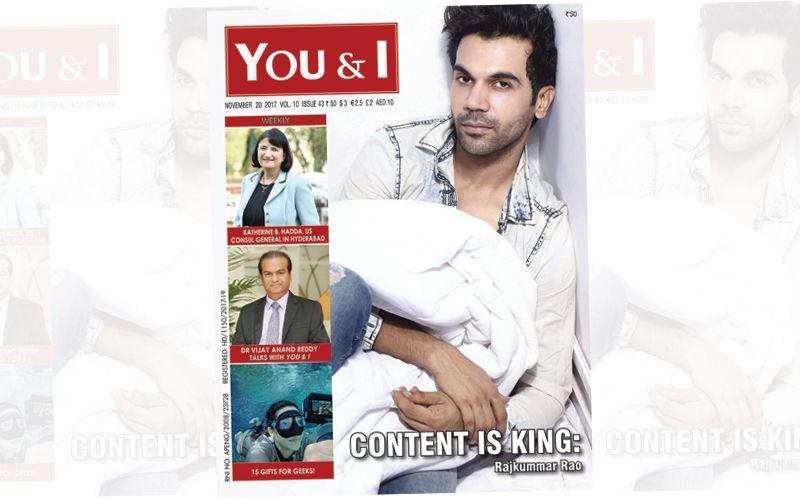 """""""Content   is King"""":  Rajkummar Rao"""