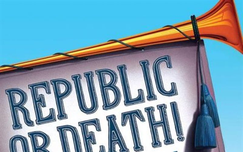Republic Or Death Travels in Search of National Anthem