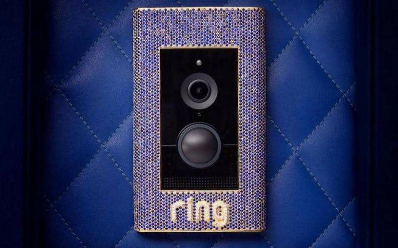 The World's Most Expensive Doorbell