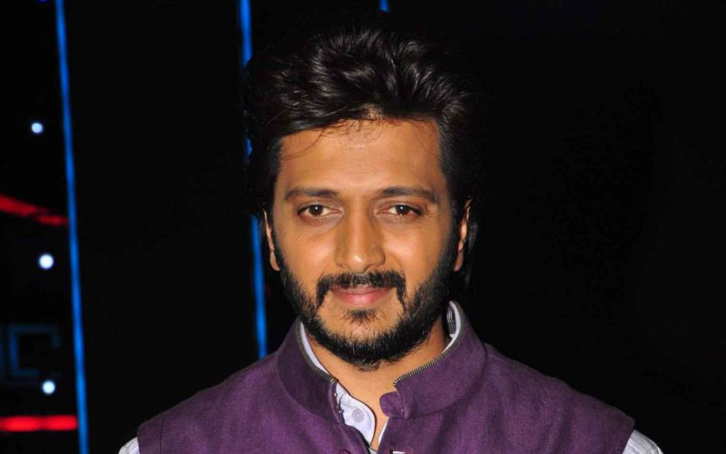 Riteish Deshmukh says it is ever a challenge to work with new actors