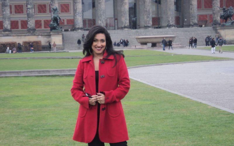Rituparna's Trip to Berlin