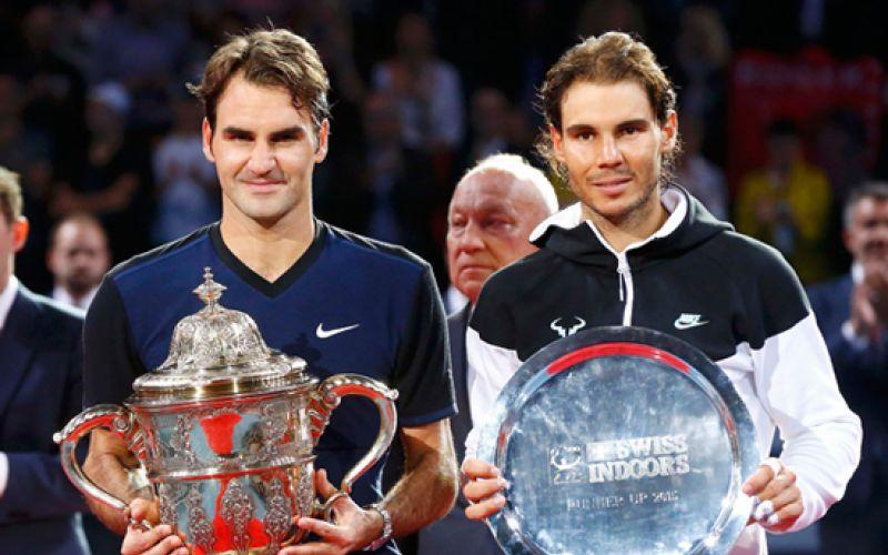 Roger Federer Ends Five-Match