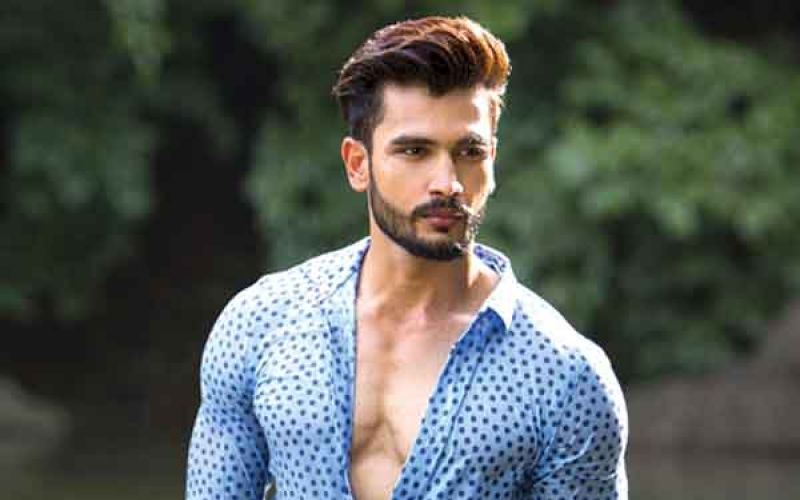 Mr India Rohit Khandelwal from Hyderabad