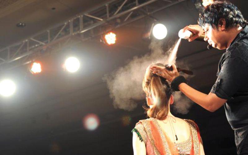 Sachin Dakoji needs no introduction. A stalwart of Hyderabad's fashion and styling industry