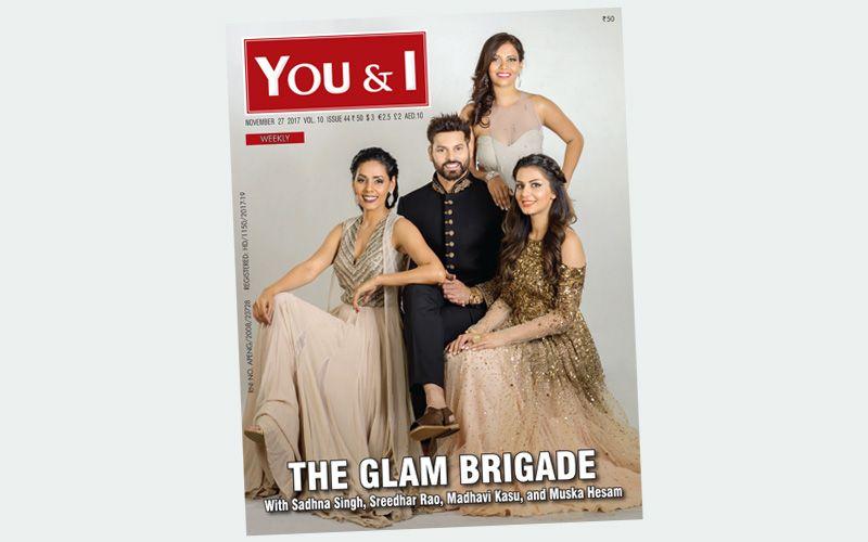 The Glam  Brigade