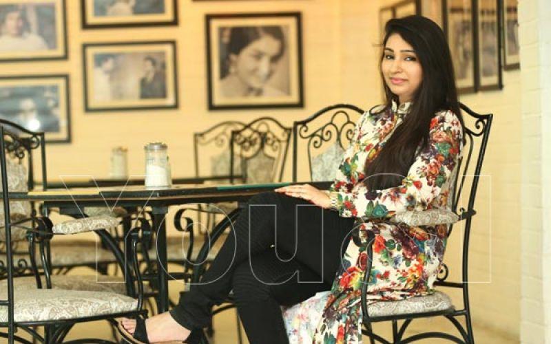 Sakina Khan talks with You&I