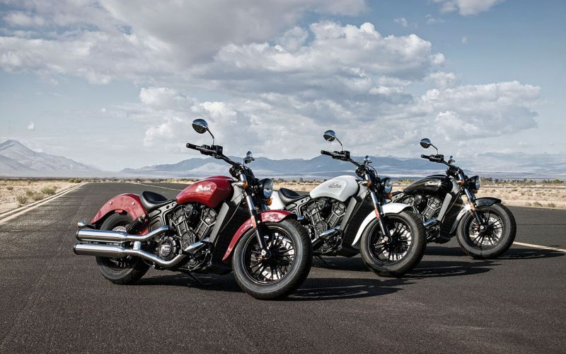 2016 Scout Sixty to reach Hyderabad shores
