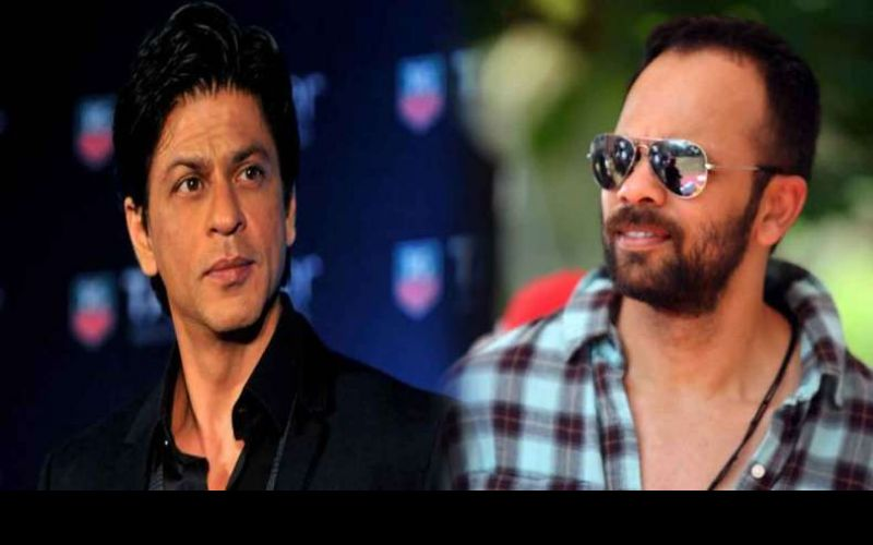 Shah Rukh Khan, whose last actor-director collaboration with Rohit Shetty
