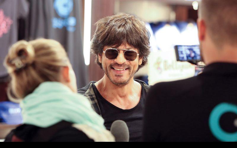 SRK to host TED Talks India: Nayi Soch