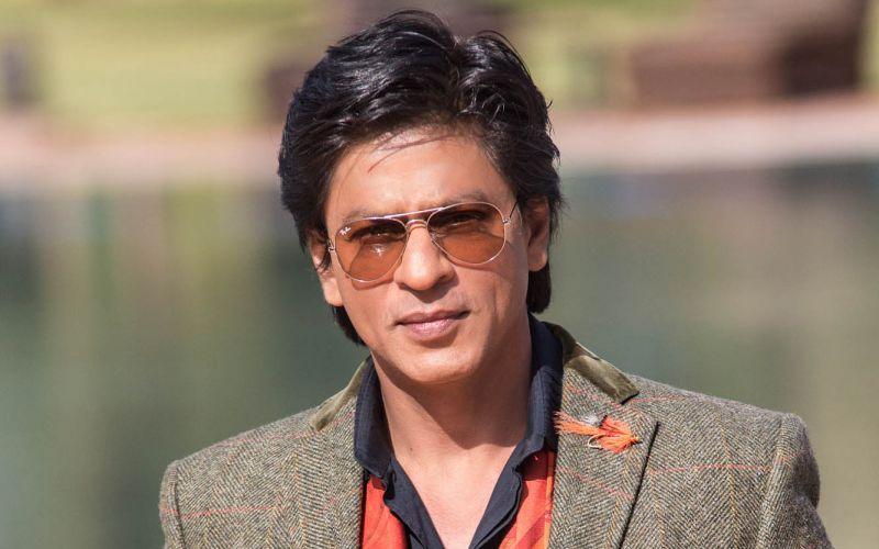 Shah Rukh Khan's TED Talk 2017