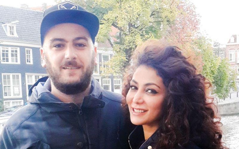 Shilpi Sharma trip to Amsterdam
