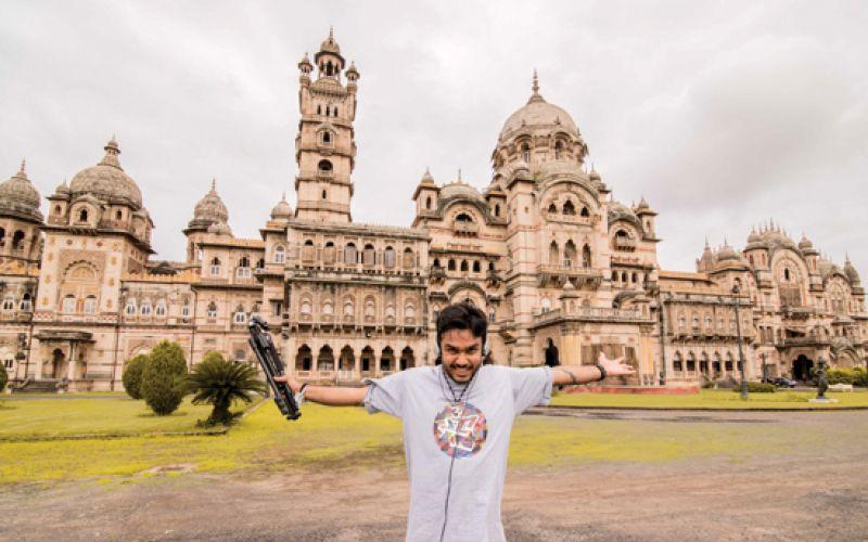 Shreyans Dungarwal visit to Lonavala or astounding Amritsar