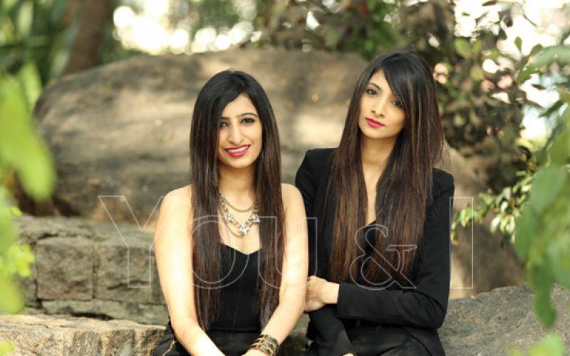 Shruti and Aditi Sarin