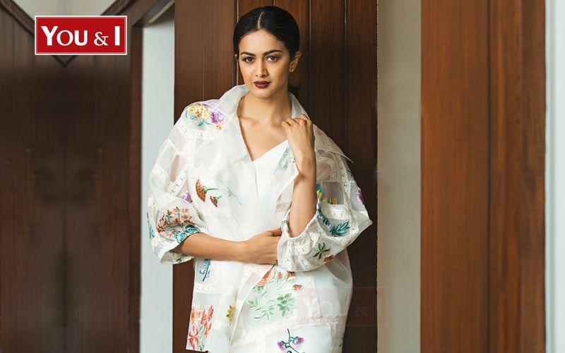 Modelling Her Way Up - Shubra Aiyappa