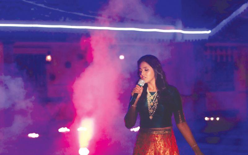 Singer Smitha