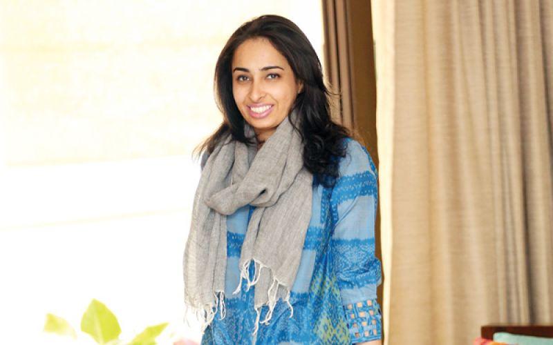 Fashion designer Sonali Pamnani