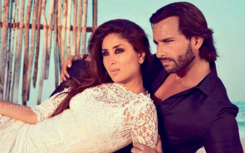The Begum and Nawab of Pataudi are the best looking couple in Bollywood
