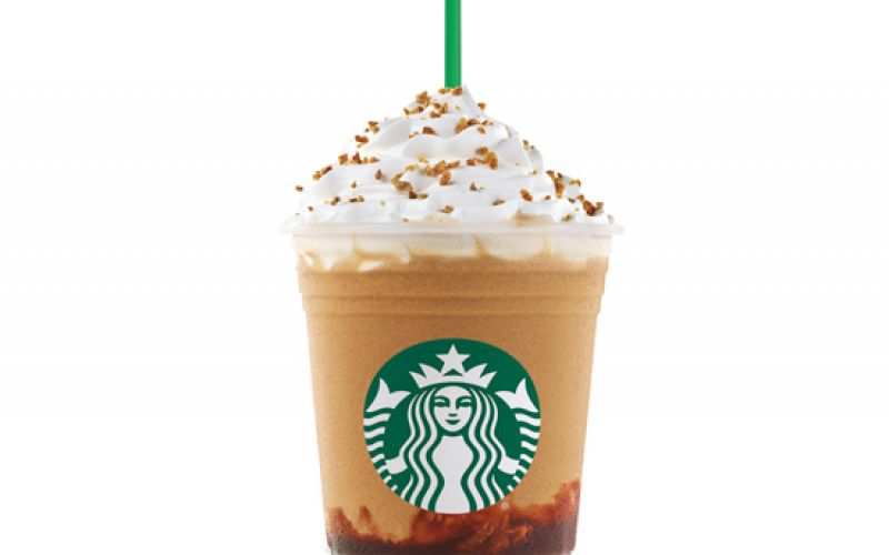 Starbucks Announces S'mores Frappuccinos