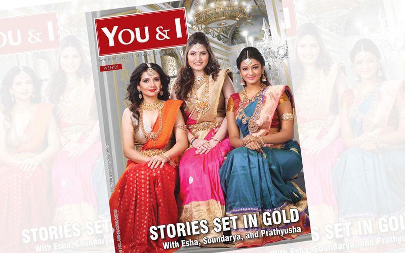 Stories Set in Gold - With Prathyusha, Esha and Soundarya