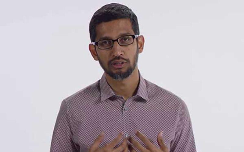 Google CEO Sundar Pichai Welcomes Narendra Modi On YouTube