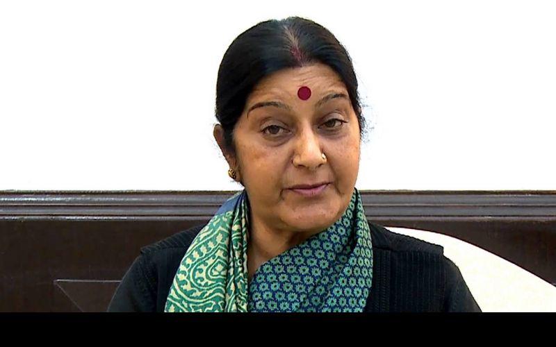 Shabana Azmi wishes a speedy  recovery to Sushma Swaraj