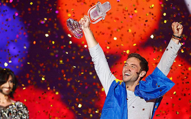Sweden Wins Eurovision Song Contest 2015