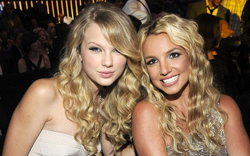 Did Britney Spears Just Diss Taylor Swift?