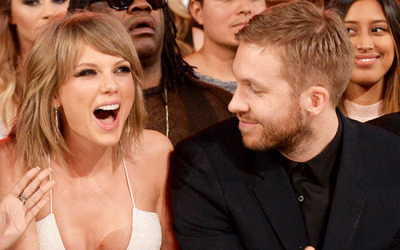 Taylor Swift, Calvin Harris Ranked Most Powerful Couple