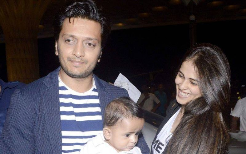 Genelia Deshmukh talks about how motherhood and her sons Rahyl and Riaan