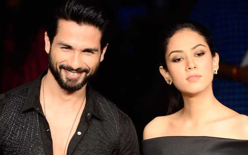 Meet Misha Kapoor, Shahid and Mira's one month old daughter
