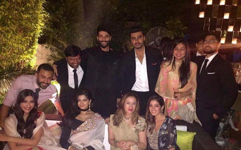 Sonam Kapoor spotted with rumoured boyfriend Abhay Ahuja
