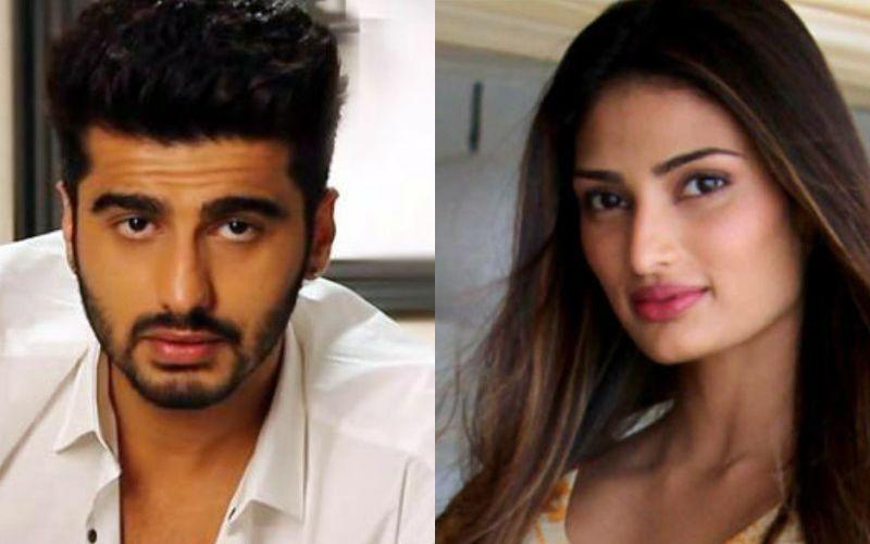 New couple alert! Athiya Shetty and Arjun Kapoor