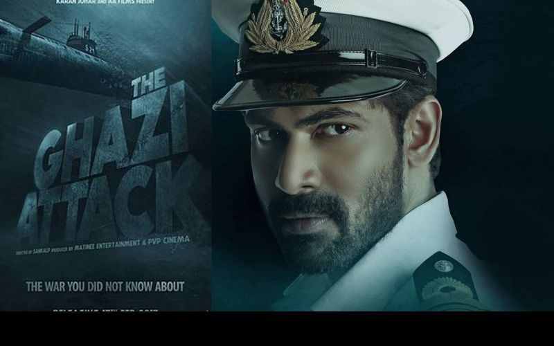 India's First Underwater Film- 'The Ghazi Attack'