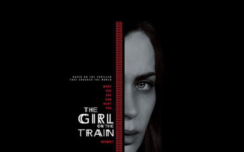 Emily Blunt's The Girl on the Train releases today