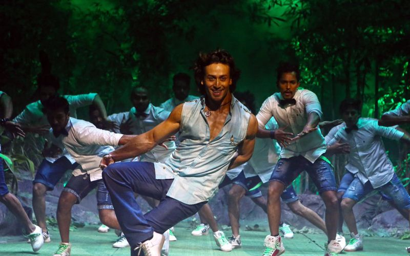 Watch Tiger Shroff And Jacqueline Fernandez Shake To 'Beat Pe Booty'