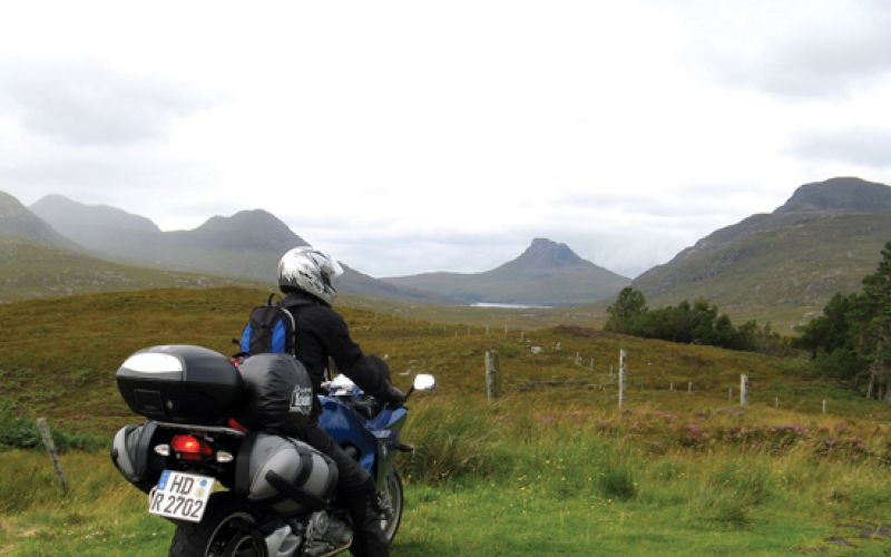 Tips for road trippers travelling by motorbike