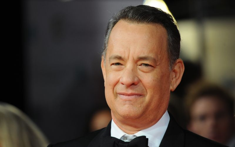 Tom Hanks says We'll be all right on post-election fears