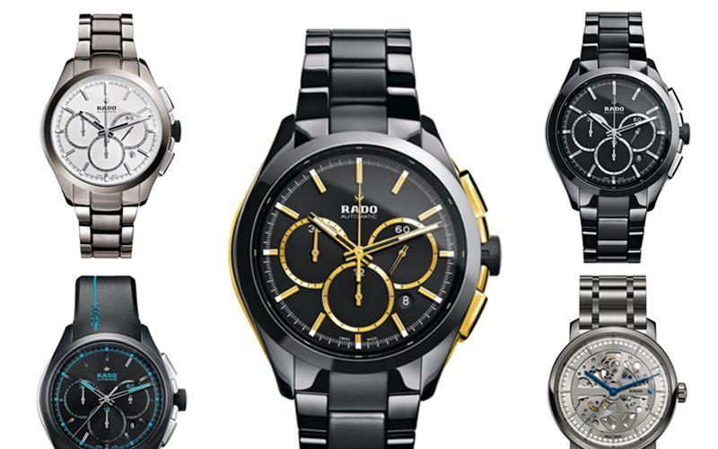 Top-5-Rado-Chronograph-Watches