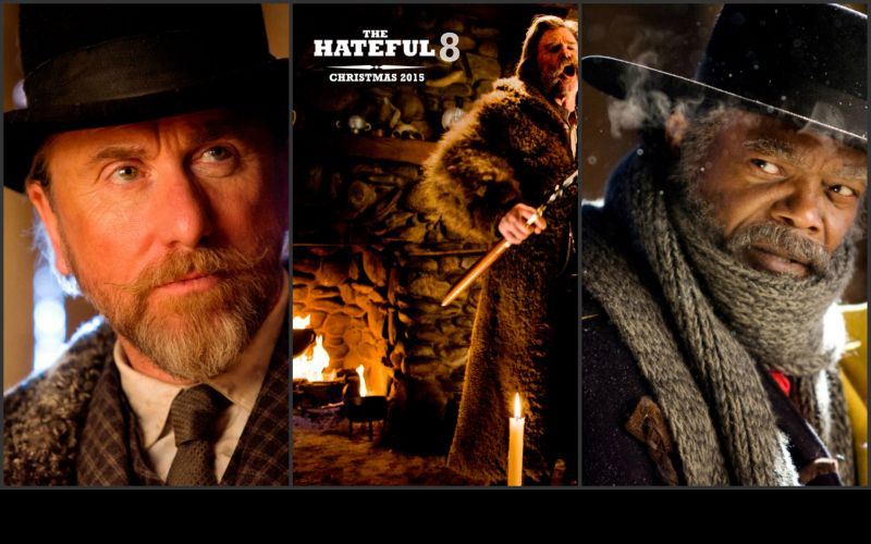 Trailer Watch: 'The Hateful Eight'