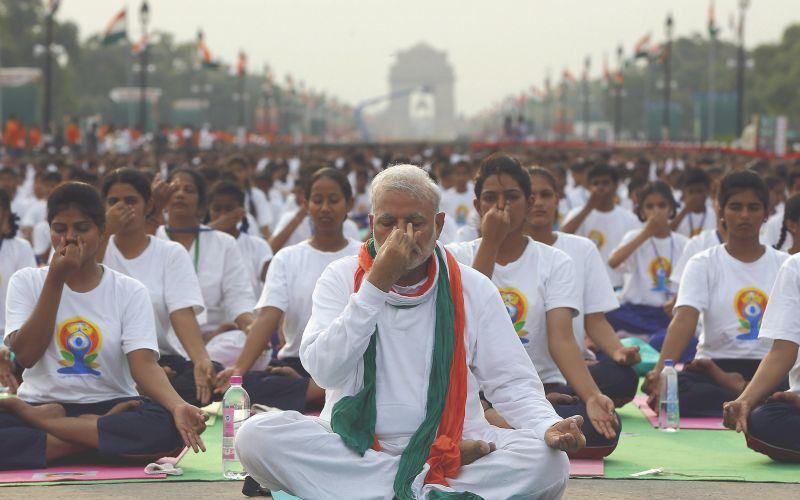 UN proclaims International Day of Yoga
