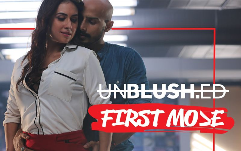 First Move features Lauren Gottlieb and ace choreographer Bertwin D'Souza in a new statement video from the UnBlushed series