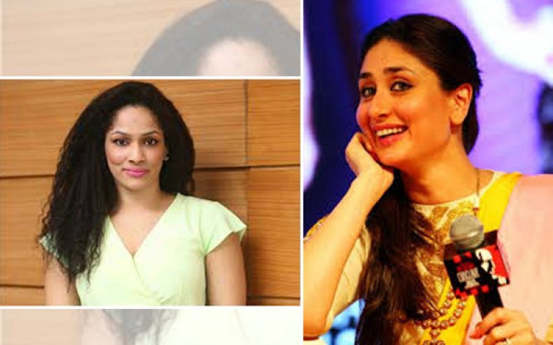 Masaba wants to be as cool as Kareena during her pregnancy