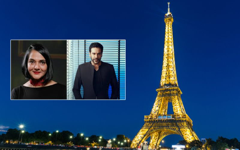 Rocky S, Poonam Bhagat to showcase creations at Eiffel Tower