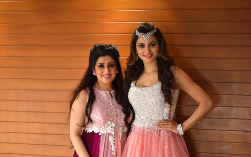 Designer Archana Kochhar displays her latest collection in Hyderabad