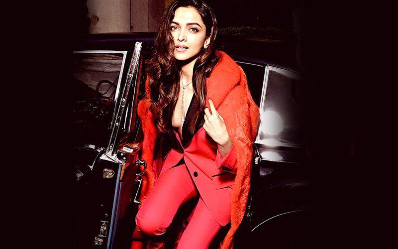 Vanity Fair Features Deepika Padukone