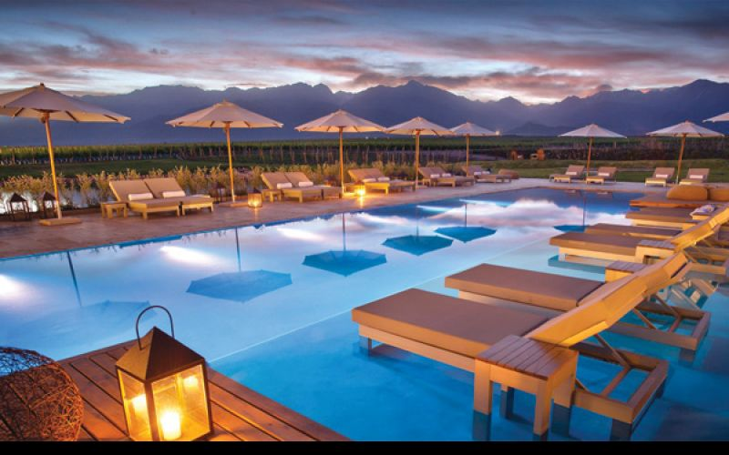 Vines Resort & Spa, Mendoza's wine country in Argentina